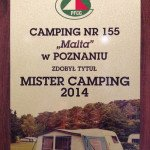 Mister Camping 2014