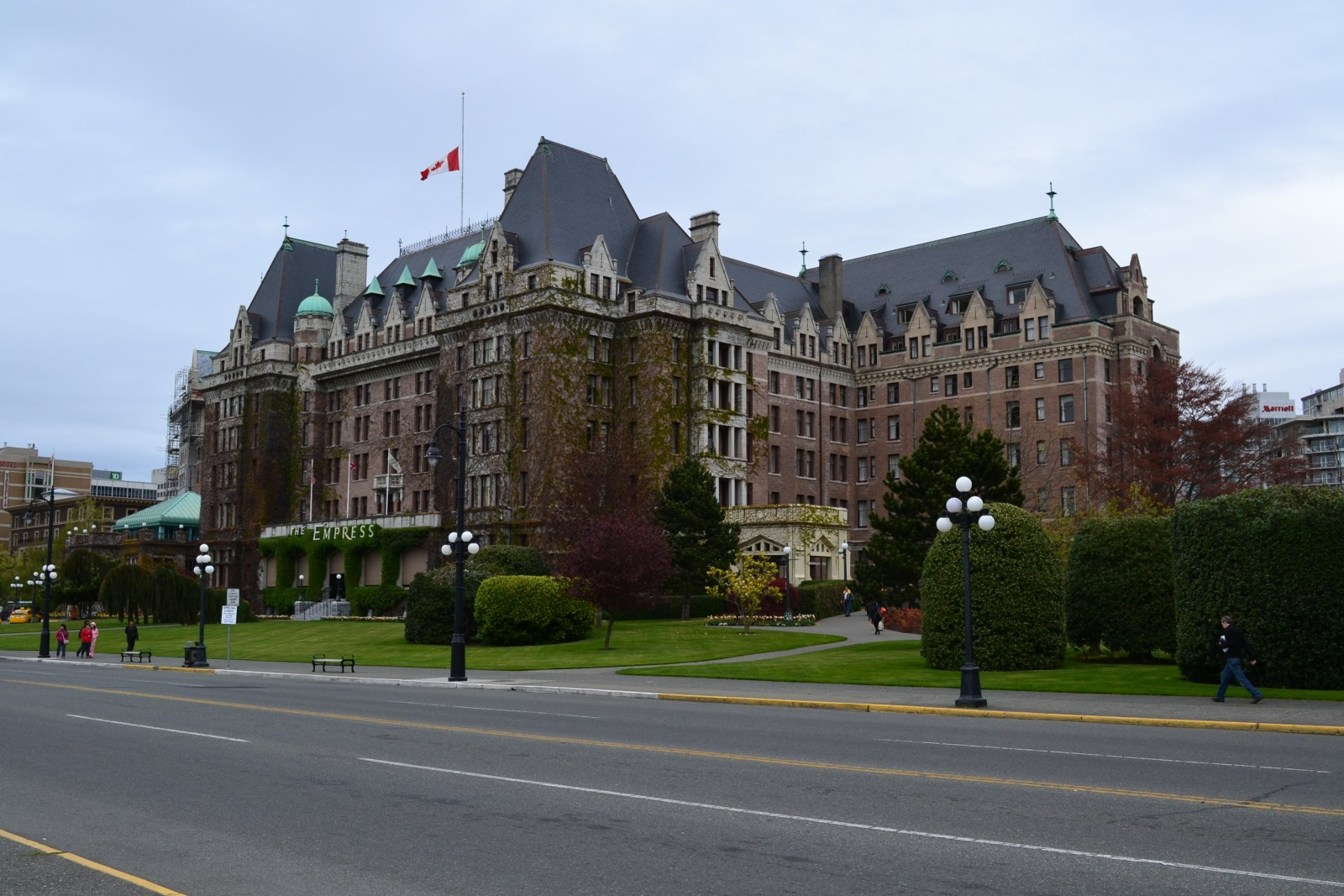 Empress Hotel, Victoria, Brytyjska Kolumbia