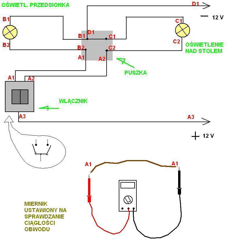 Problem Z Rozgryzieniem Instalacji Elektryka I Elektronika